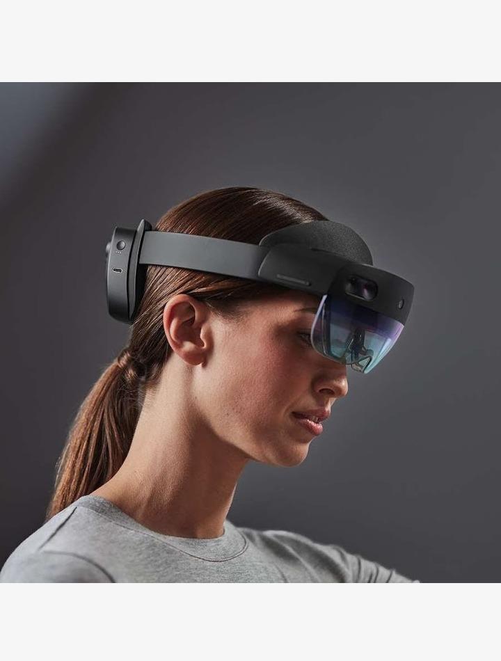 casque de réalité augmentée Hololens 2 par Microsoft