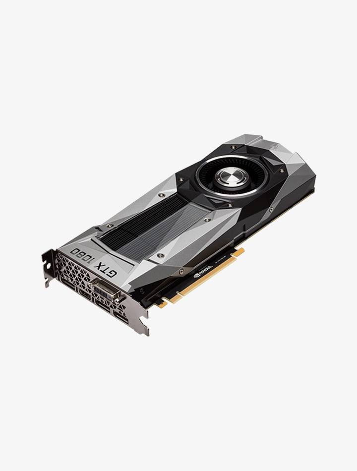 Carte graphique NVIDIA GeForce GTX 1080