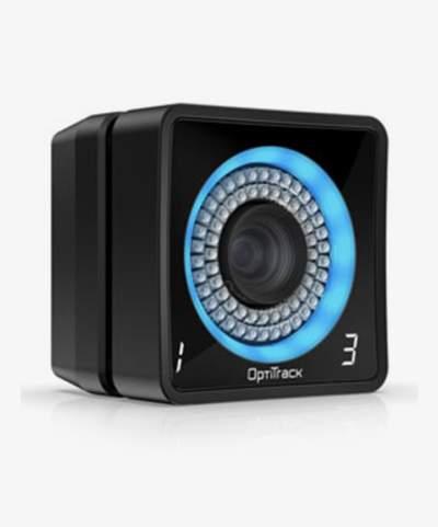 Caméra de suivi de mouvement haute vitesse Prime 13 de Optitrack pour volume moyen
