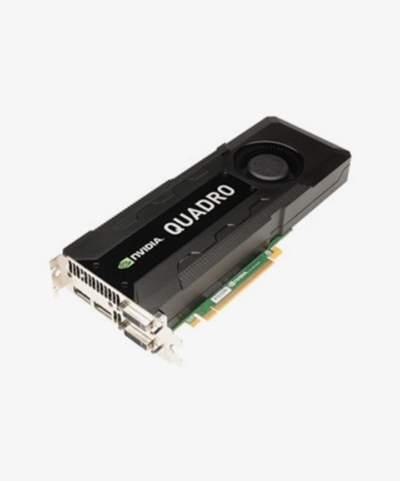 Carte graphique NVIDIA Quadro K5000