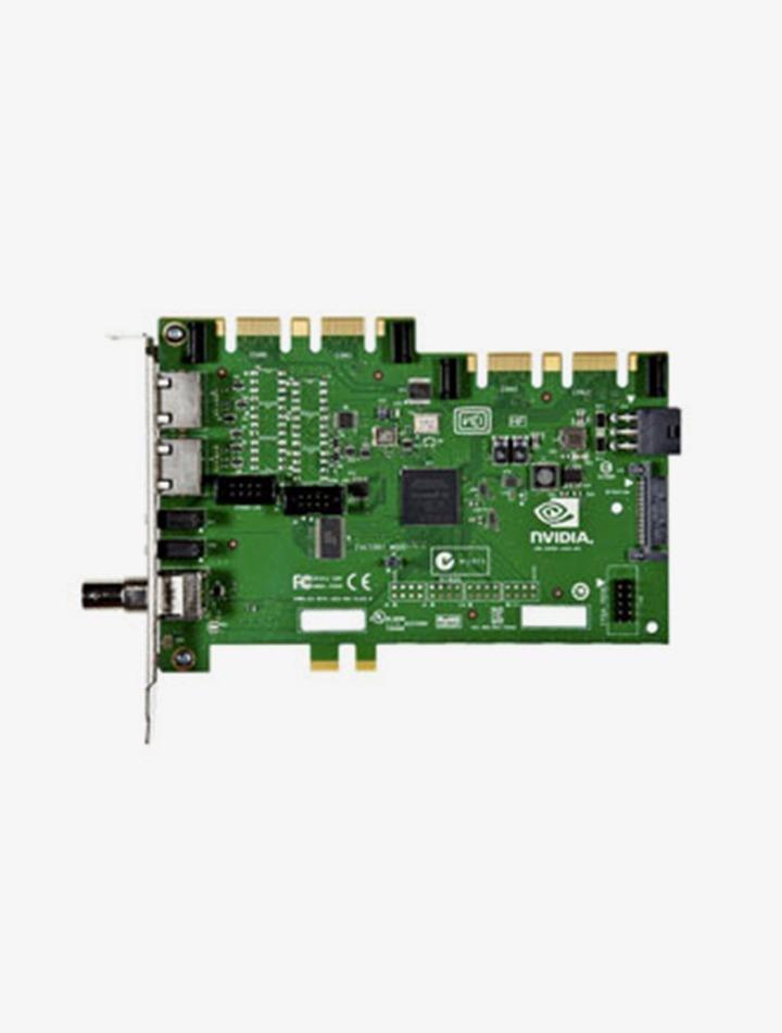 Solution de synchronisation Quadro Sync de NVIDIA