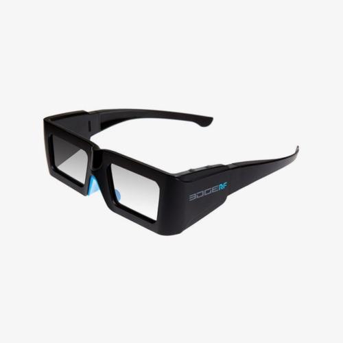 Lunette stéréo 3D active Edge RF