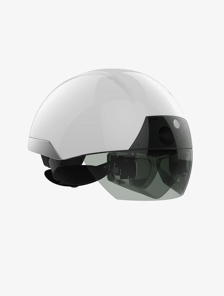 Casque de réalité augmentée Smart Helmet de Daqri