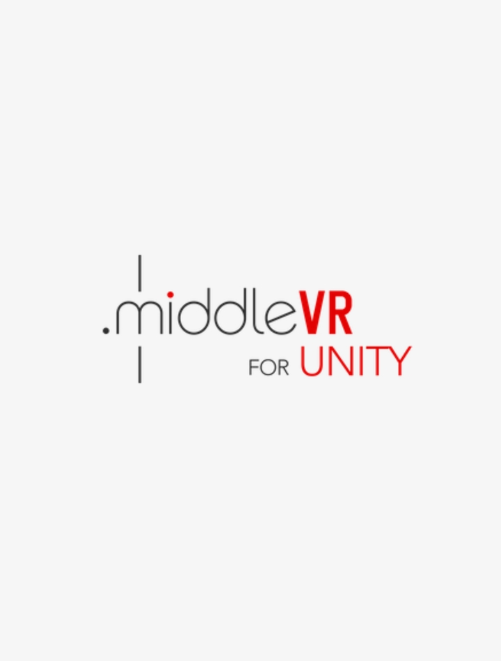 Logiciel MiddleVR for Unity