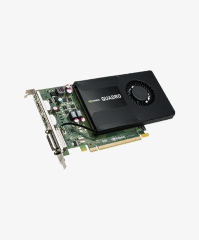 Carte graphique Nvidia Quadro K2200