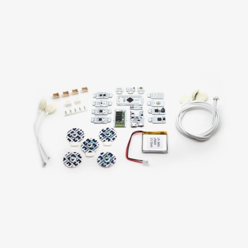Capteur biométrique ou biofeedback (r)evolution Freestyle Kit BT de BITalino