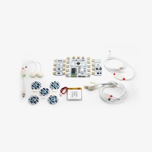 Capteur biométrique ou biofeedback BITalino (r)evolution Plugged Kit BT