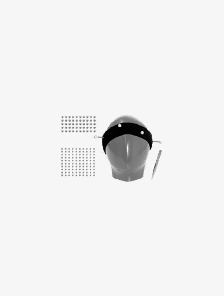 Kit Facial Marker de Optitrack pour une capture de mouvement du visage
