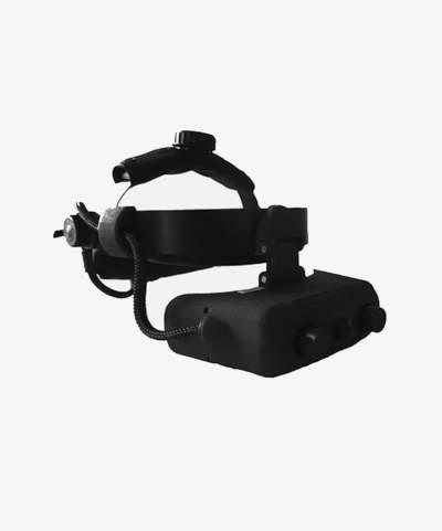Le casque de réalité virtuelle SXGA61-3D de Trivisio