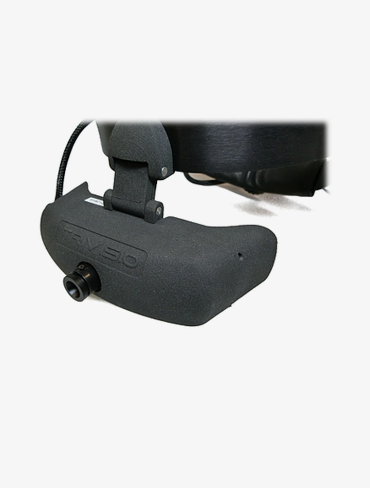 Le casque de réalité virtuelle SXGA61-S de Trivisio