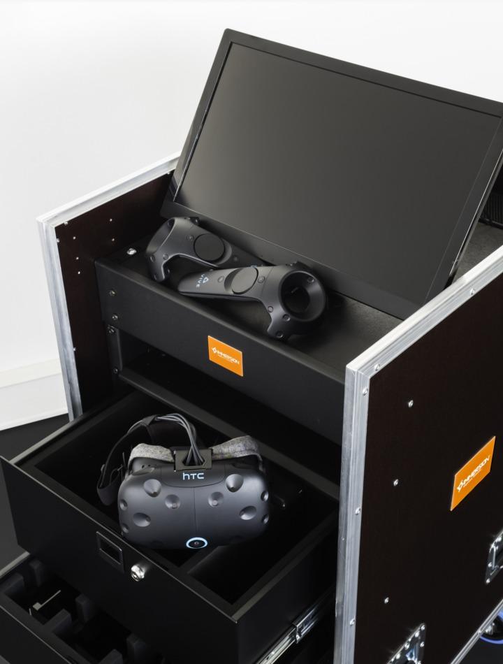 Pack réalité virtuelle mobile Vr Uniiit