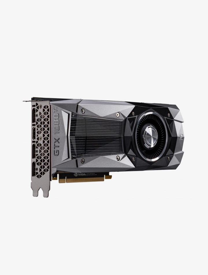GPU VR READY GeForce GTX 1080 Ti de Nvidia