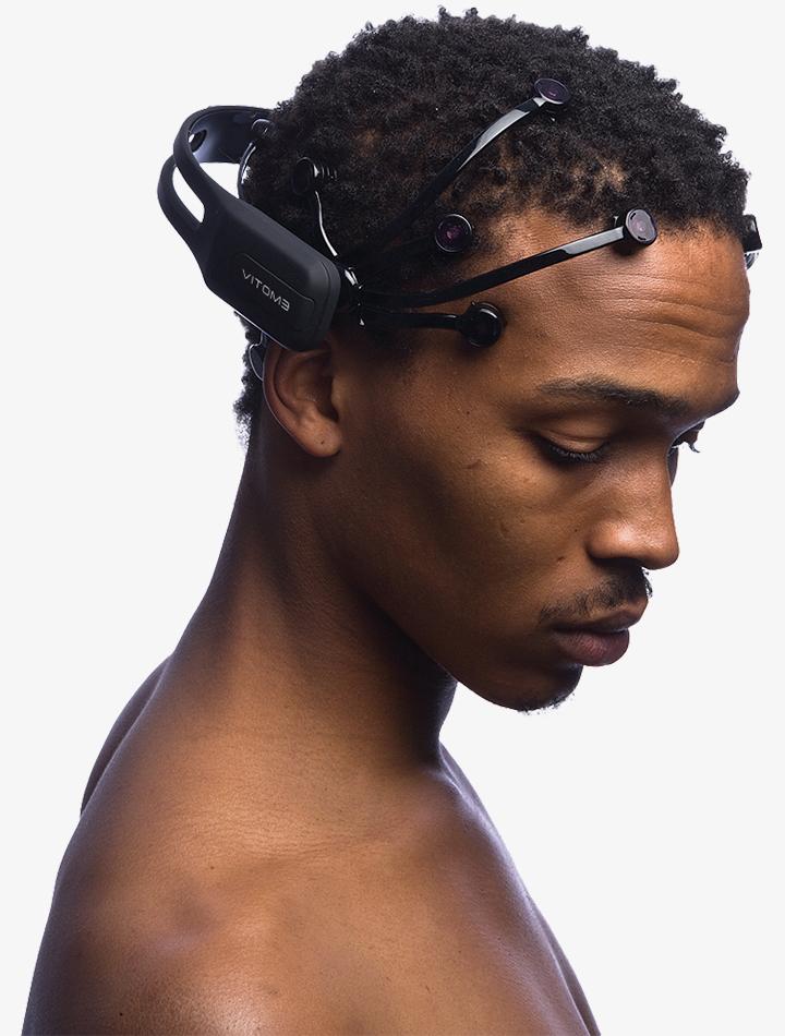 Capteur biométrique Emotiv Epoc + pour biofeedback