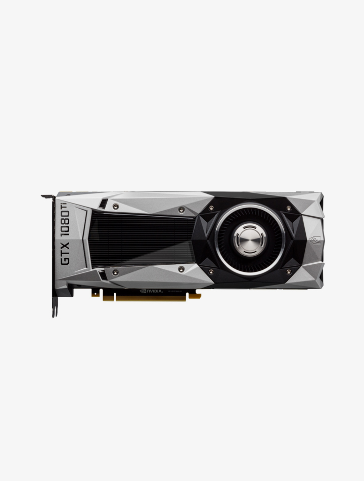 Carte graphique VR READY Nvidia GeForce GTX 1080 Ti