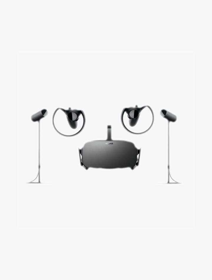 Oculus Rift avec contrôleurs Touch
