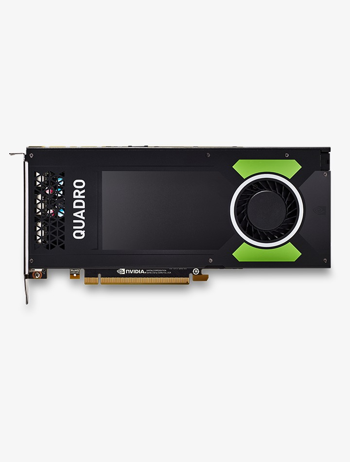 Carte graphique Nvidia Quadro p4000