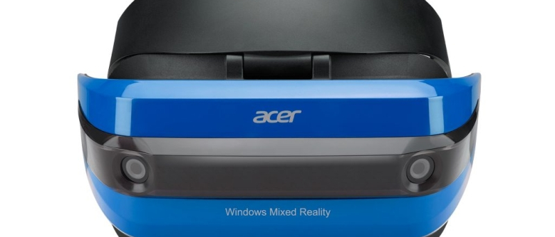 casques réalité virtuelle windows mixed reality