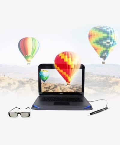 Ordinateur portable Zspace