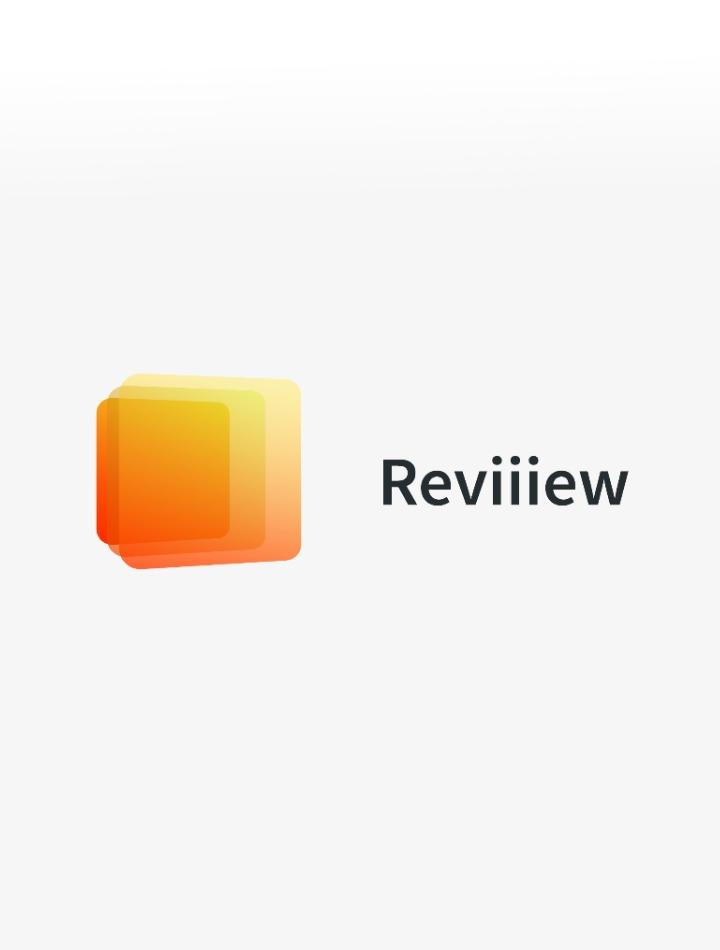 Logo logiciel reviiiew par immersion