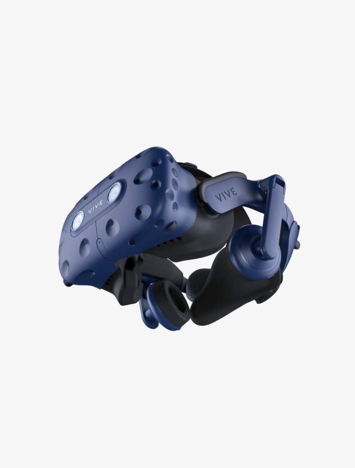 Casque réalité virtuelle HTC Vive pro eye