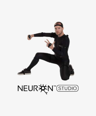 neuron Studio motion capture