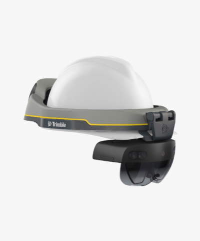 Casque de chantier Trimble XR-10 Vr