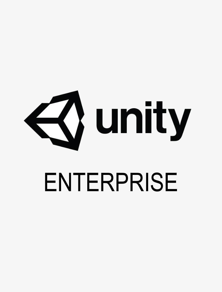 Logo logiciel Unity entreprise